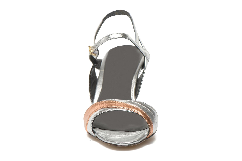 Sandales et nu-pieds Fred Marzo Polly Multicolore vue portées chaussures