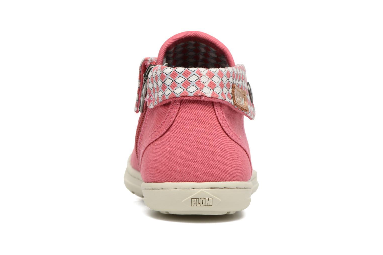 Sneakers P-L-D-M By Palladium Letty Twl Rosa immagine destra
