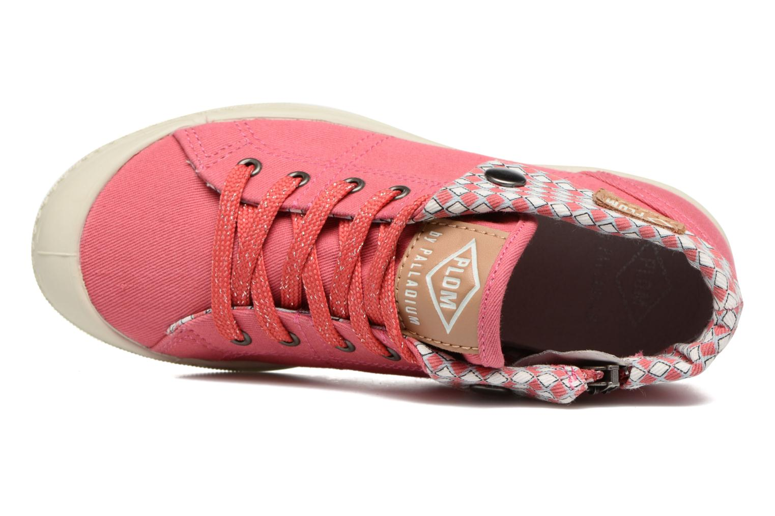Sneakers P-L-D-M By Palladium Letty Twl Rosa immagine sinistra