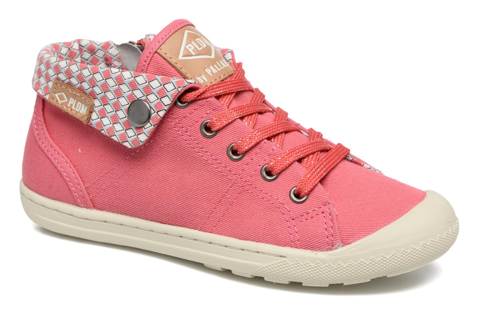 Baskets P-L-D-M By Palladium Letty Twl Rose vue détail/paire