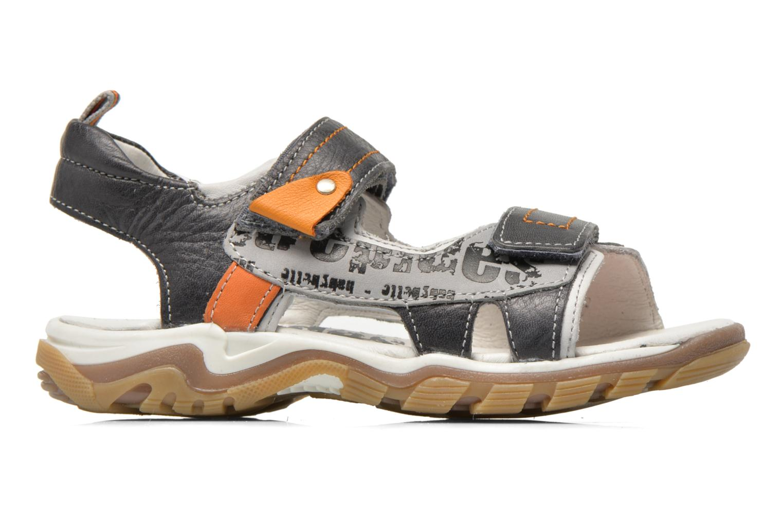 Sandales et nu-pieds Babybotte Karibou Gris vue derrière