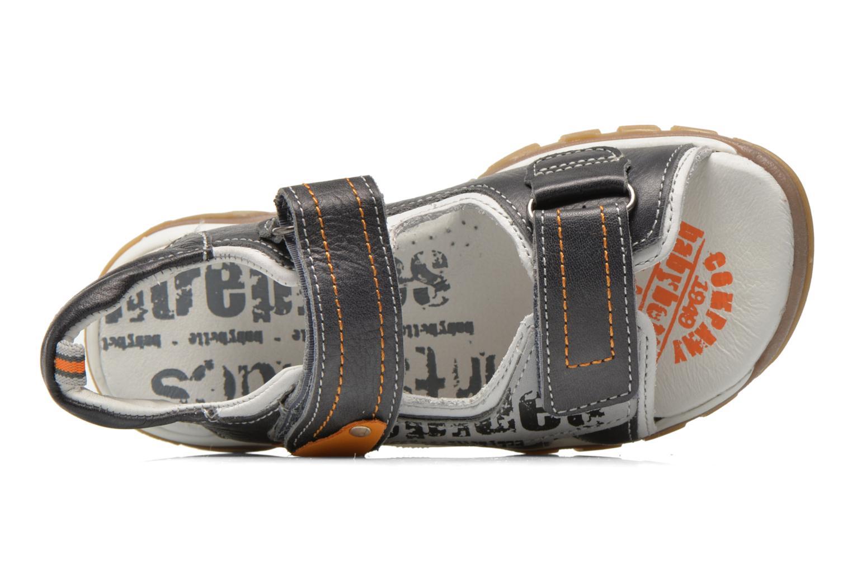Sandales et nu-pieds Babybotte Karibou Gris vue gauche