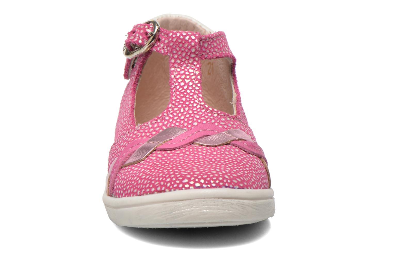 Bottines et boots Babybotte Palmela Rose vue portées chaussures