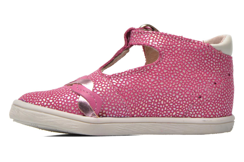 Stiefeletten & Boots Babybotte Palmela rosa ansicht von vorne