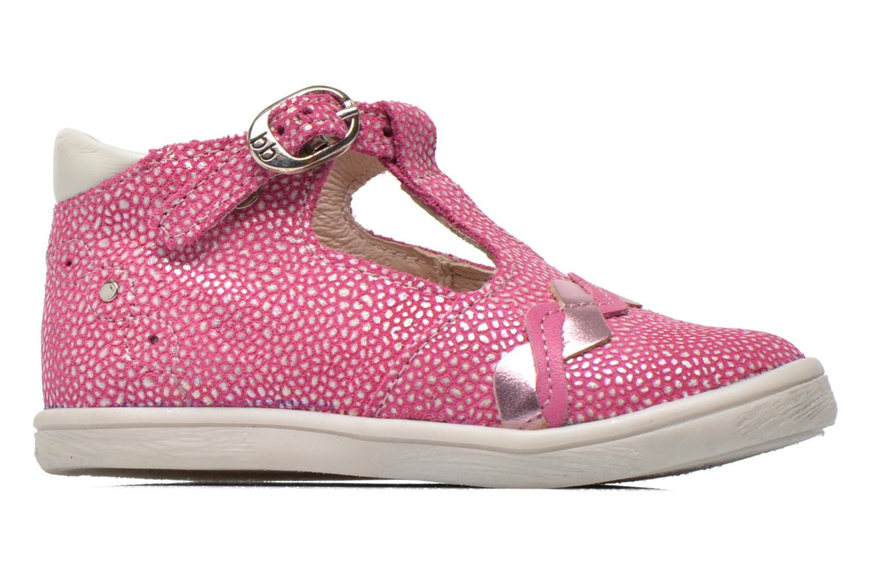 Stiefeletten & Boots Babybotte Palmela rosa ansicht von hinten