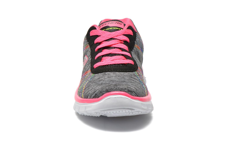 Chaussures de sport Skechers Skech Appeal-It'S Electric Gris vue portées chaussures