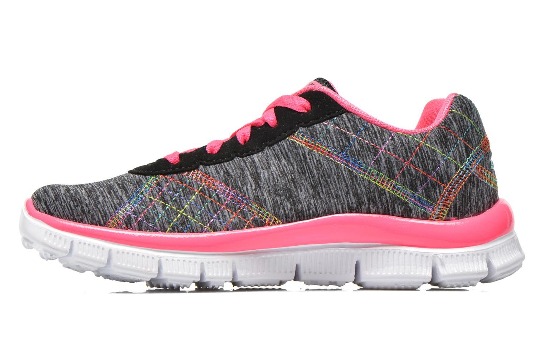 Chaussures de sport Skechers Skech Appeal-It'S Electric Gris vue face