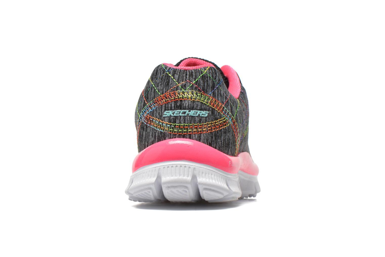 Chaussures de sport Skechers Skech Appeal-It'S Electric Gris vue droite