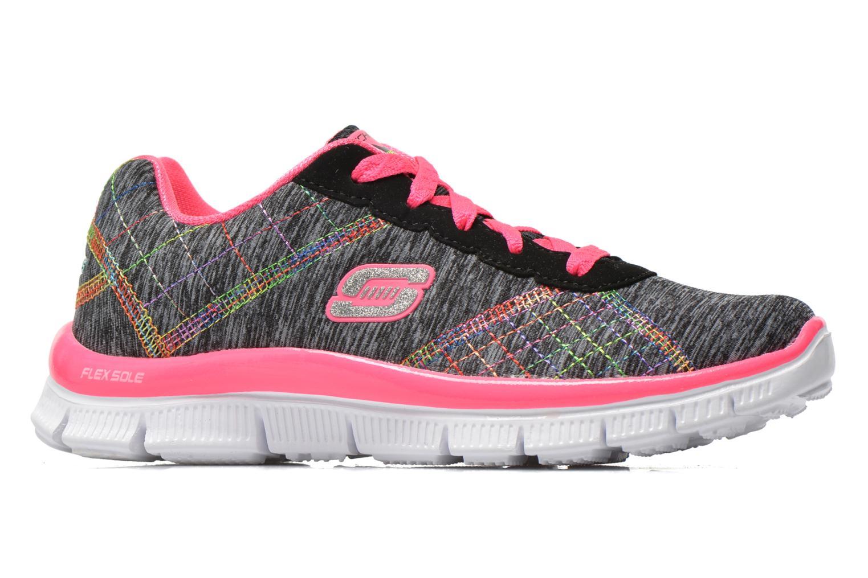Chaussures de sport Skechers Skech Appeal-It'S Electric Gris vue derrière