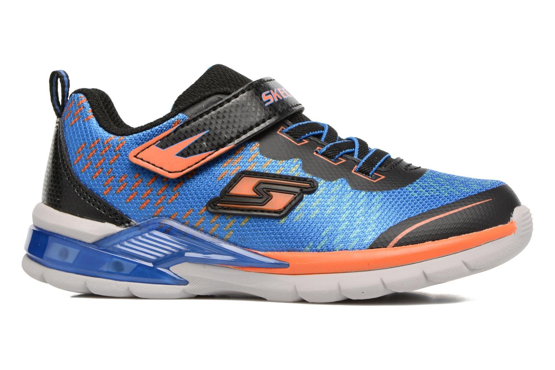 Sneakers Skechers Erupters II Lava Arc Azzurro immagine posteriore