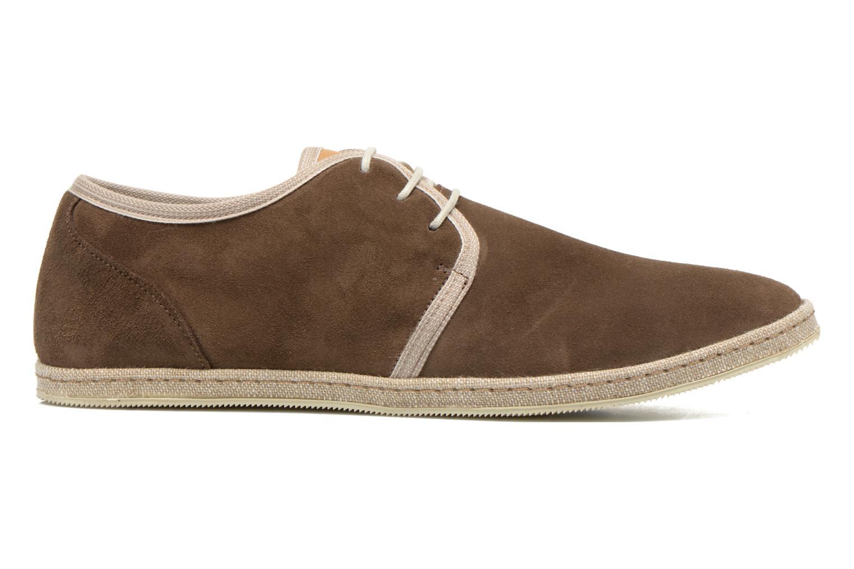 Chaussures à lacets Redskins Sagot Marron vue derrière