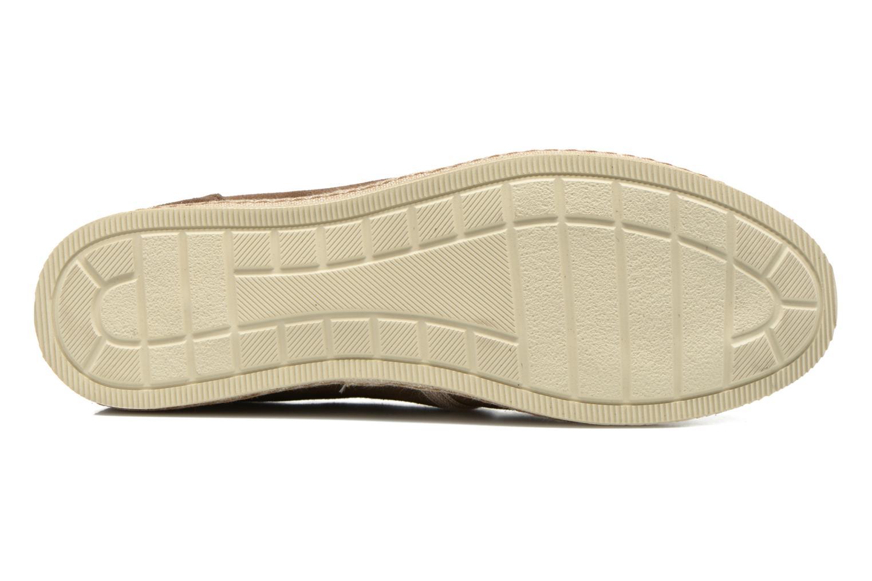 Chaussures à lacets Redskins Sagot Marron vue haut