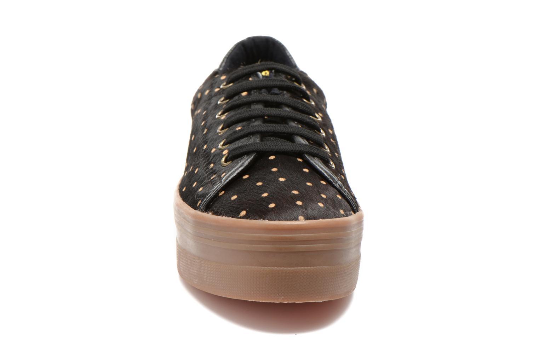 Baskets No Name Plato Sneaker Pink Multicolore vue portées chaussures
