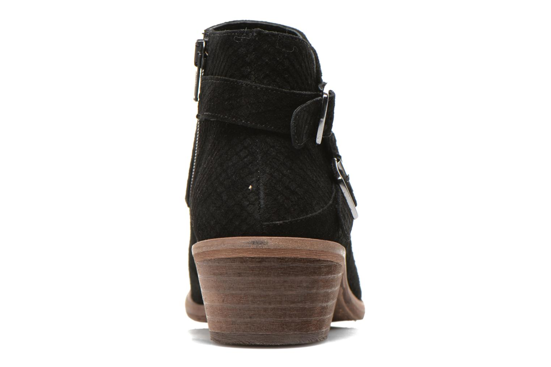 Bottines et boots Schmoove Woman Aim Buckle Noir vue droite
