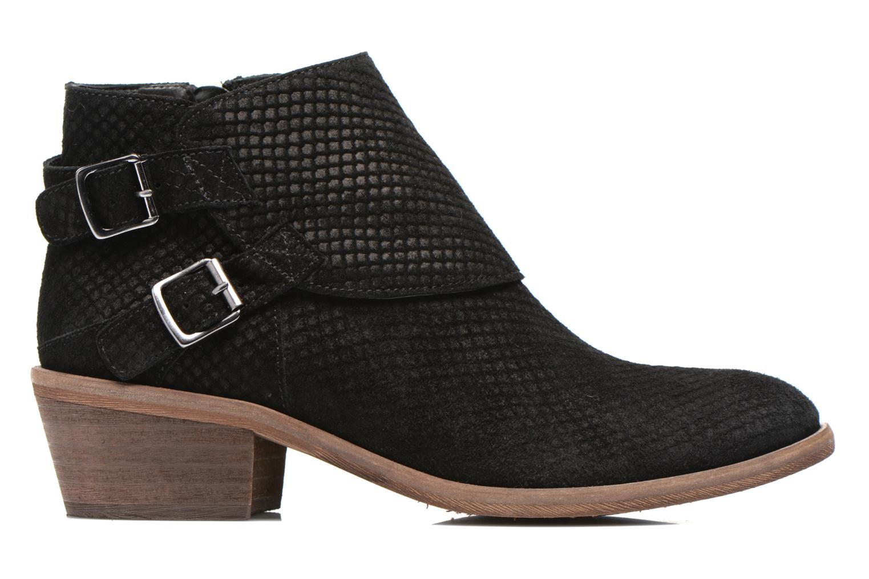Bottines et boots Schmoove Woman Aim Buckle Noir vue derrière
