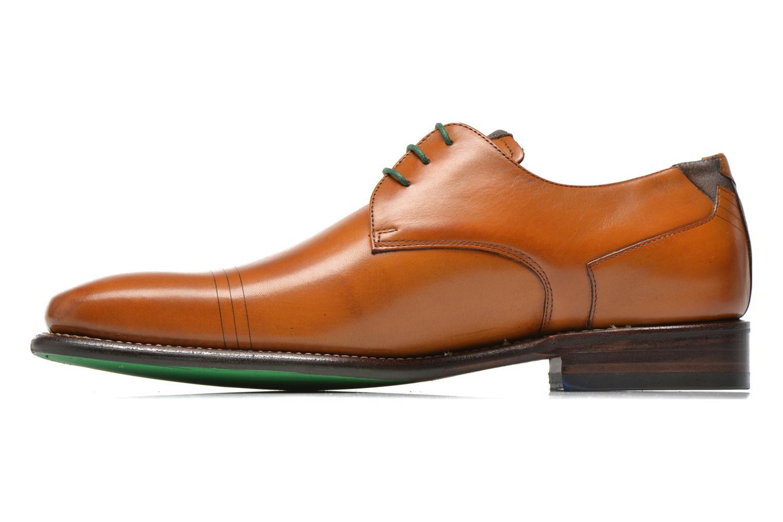 Chaussures à lacets Floris Van Bommel Vincent 14375 Marron vue face