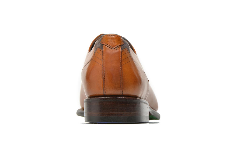 Chaussures à lacets Floris Van Bommel Vincent 14375 Marron vue droite