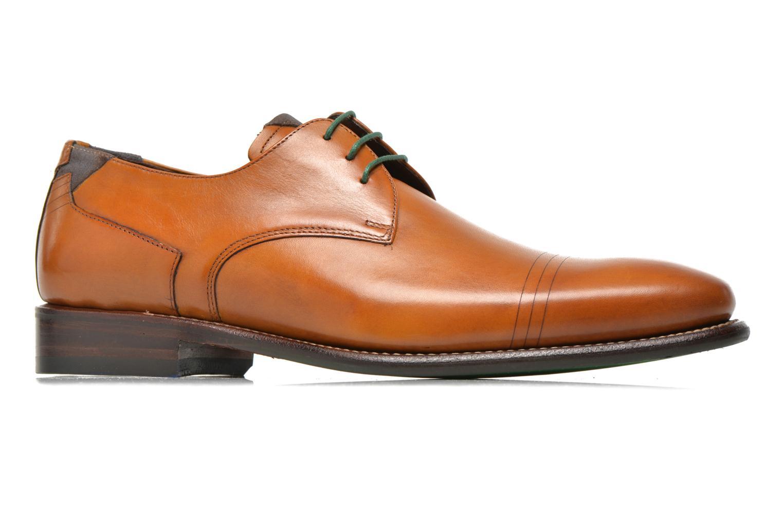 Chaussures à lacets Floris Van Bommel Vincent 14375 Marron vue derrière