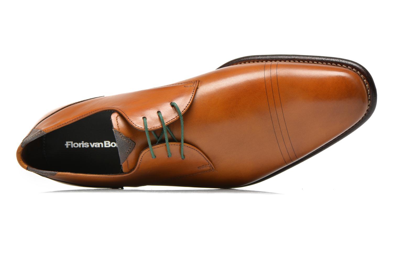 Chaussures à lacets Floris Van Bommel Vincent 14375 Marron vue gauche
