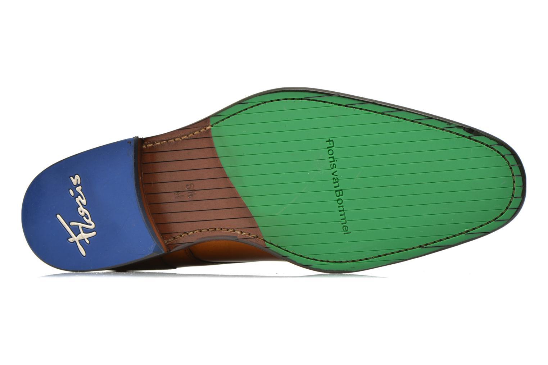 Chaussures à lacets Floris Van Bommel Vincent 14375 Marron vue haut
