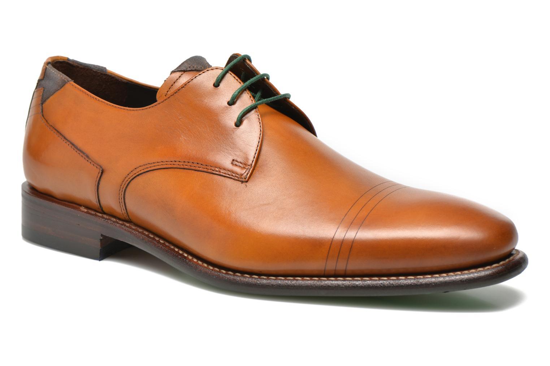 Chaussures à lacets Floris Van Bommel Vincent 14375 Marron vue détail/paire