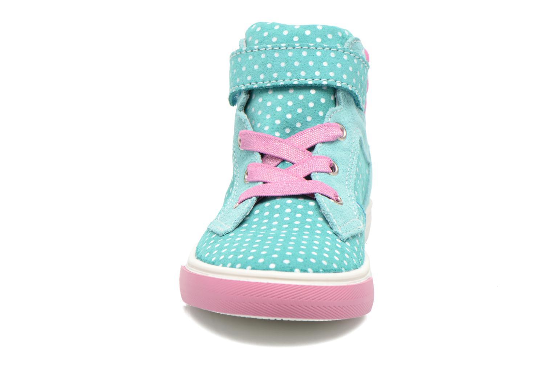 Baskets Richter Gabina Bleu vue portées chaussures