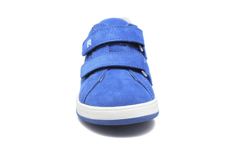 Baskets Richter Heiko Bleu vue portées chaussures