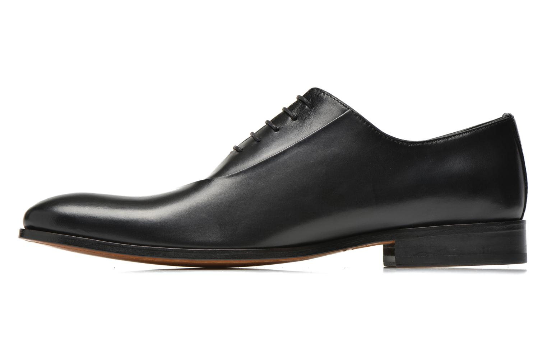Zapatos con cordones Brett & Sons Raynew Negro vista de frente