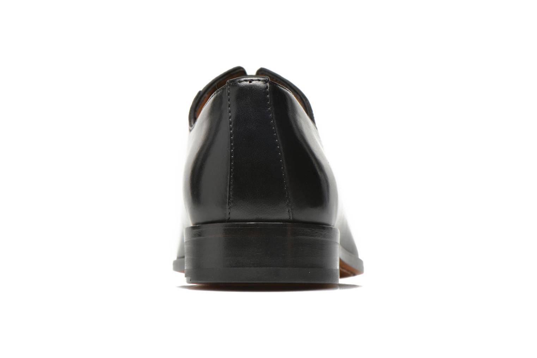 Zapatos con cordones Brett & Sons Raynew Negro vista lateral derecha