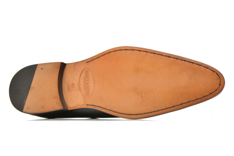 Zapatos con cordones Brett & Sons Raynew Negro vista de arriba