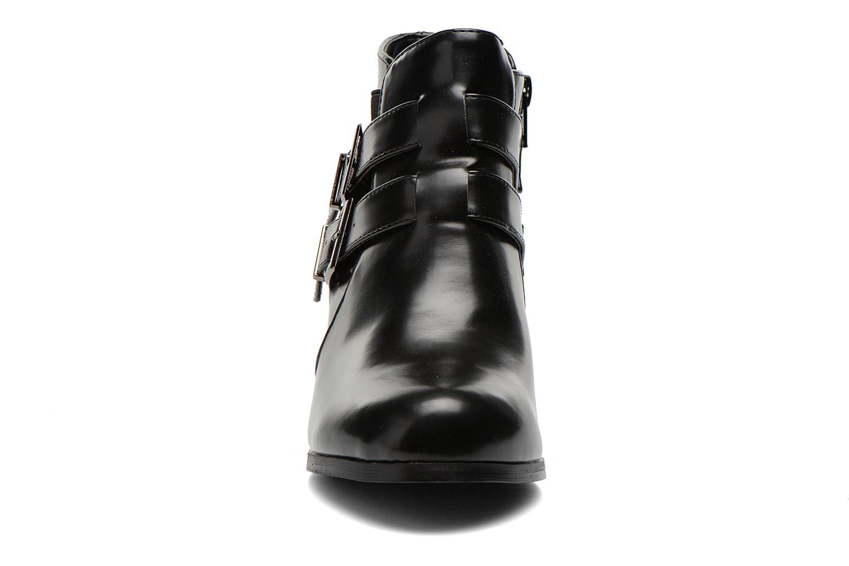 Stiefeletten & Boots Divine Factory Omine schwarz schuhe getragen