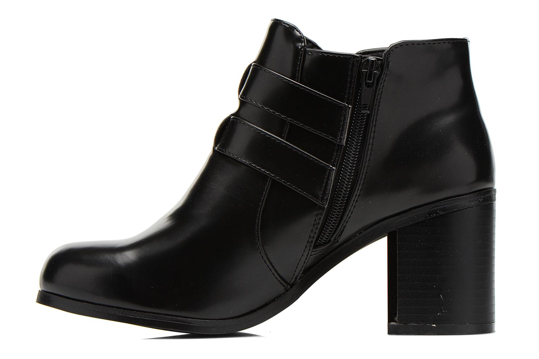 Stiefeletten & Boots Divine Factory Omine schwarz ansicht von vorne