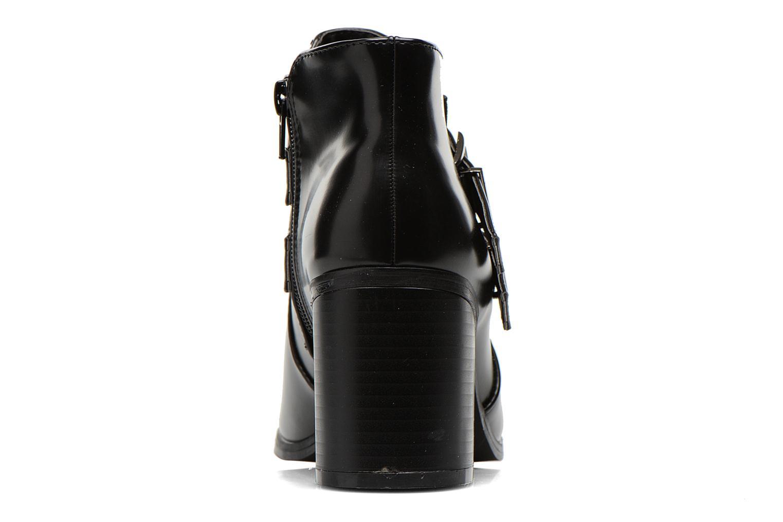 Stiefeletten & Boots Divine Factory Omine schwarz ansicht von rechts