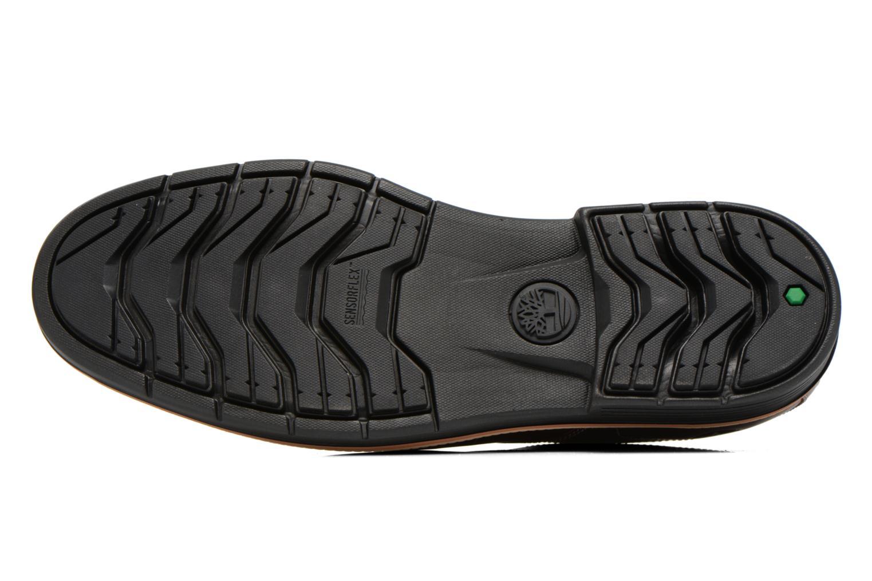 Zapatos con cordones Timberland Naples Trail Oxford Marrón vista de arriba