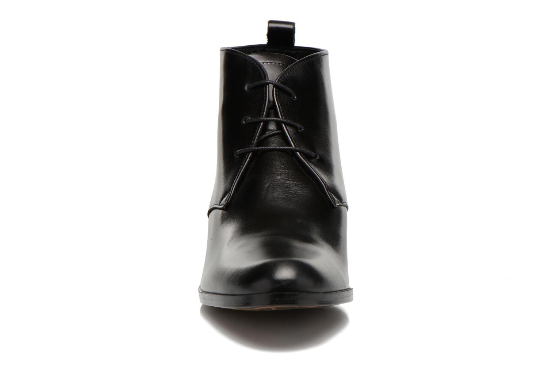 Lace-up shoes Elizabeth Stuart Idis 304 Black model view