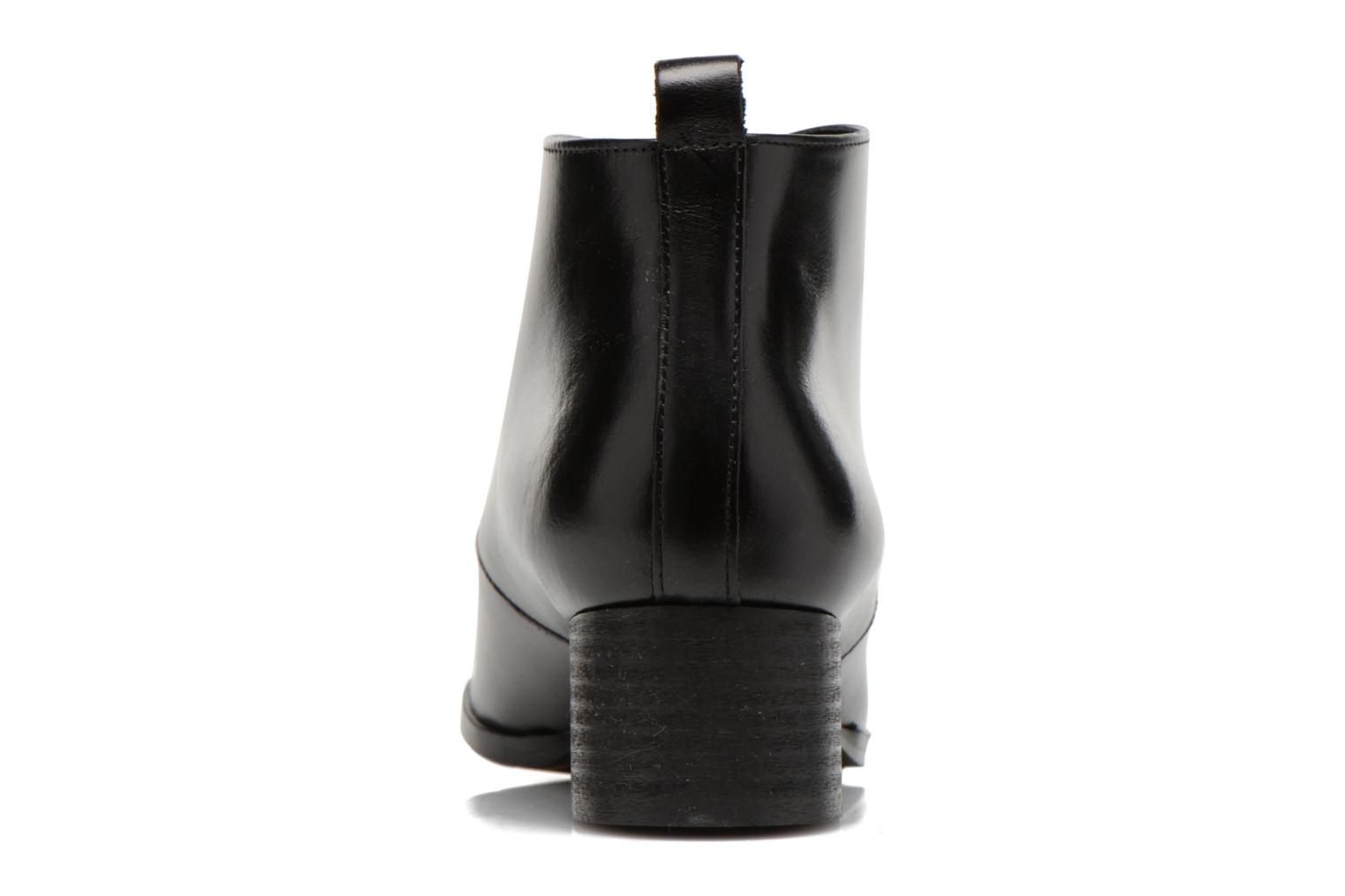 Lace-up shoes Elizabeth Stuart Idis 304 Black view from the right