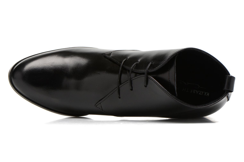 Chaussures à lacets Elizabeth Stuart Idis 304 Noir vue gauche