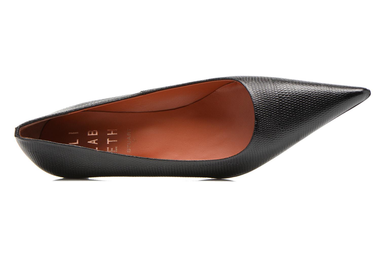 Zapatos de tacón Elizabeth Stuart Orthez 352 Negro vista lateral izquierda