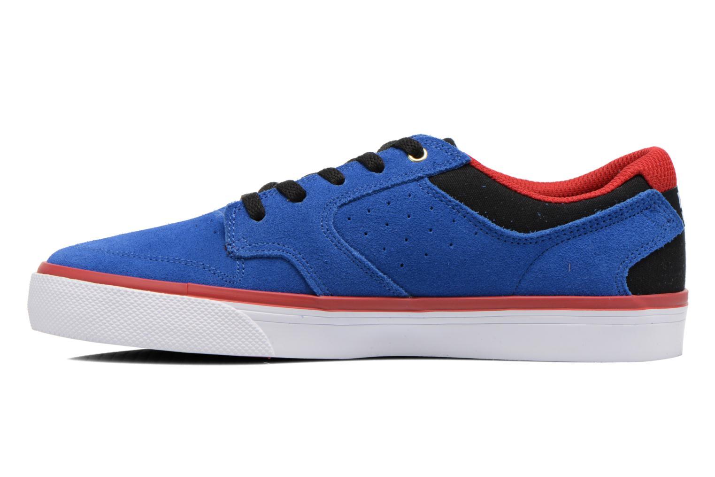 Baskets DC Shoes Argosy Vulc Kids Bleu vue face