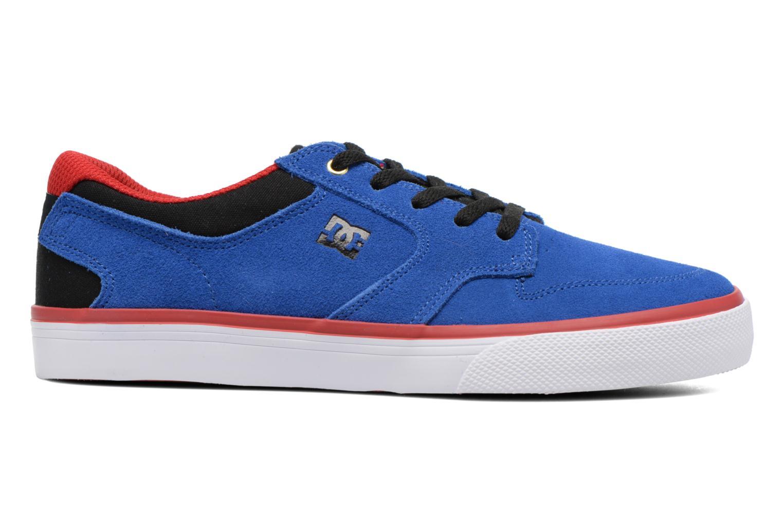 Baskets DC Shoes Argosy Vulc Kids Bleu vue derrière