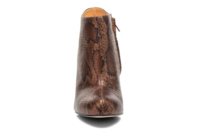 Stiefeletten & Boots Buffalo Emma gold/bronze schuhe getragen
