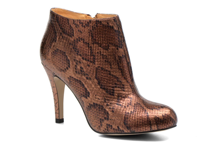Stiefeletten & Boots Buffalo Emma gold/bronze detaillierte ansicht/modell