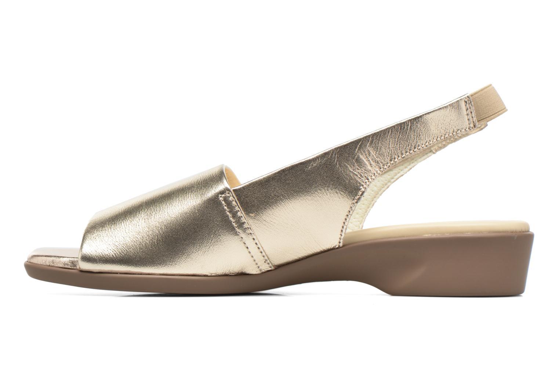Sandali e scarpe aperte Aerosoles Cush Flow Oro e bronzo immagine frontale