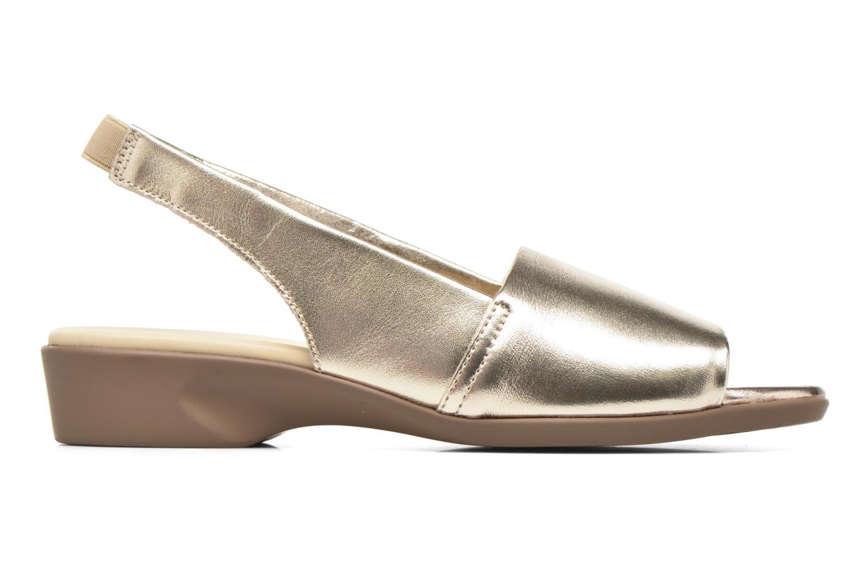 Sandali e scarpe aperte Aerosoles Cush Flow Oro e bronzo immagine posteriore
