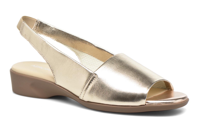 Sandali e scarpe aperte Aerosoles Cush Flow Oro e bronzo vedi dettaglio/paio