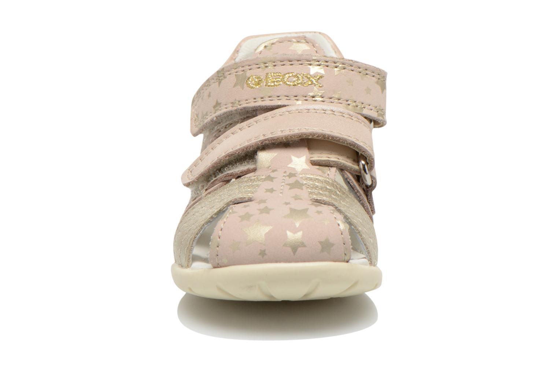 Sandales et nu-pieds Geox B Kaytan G. G B5251G Beige vue portées chaussures