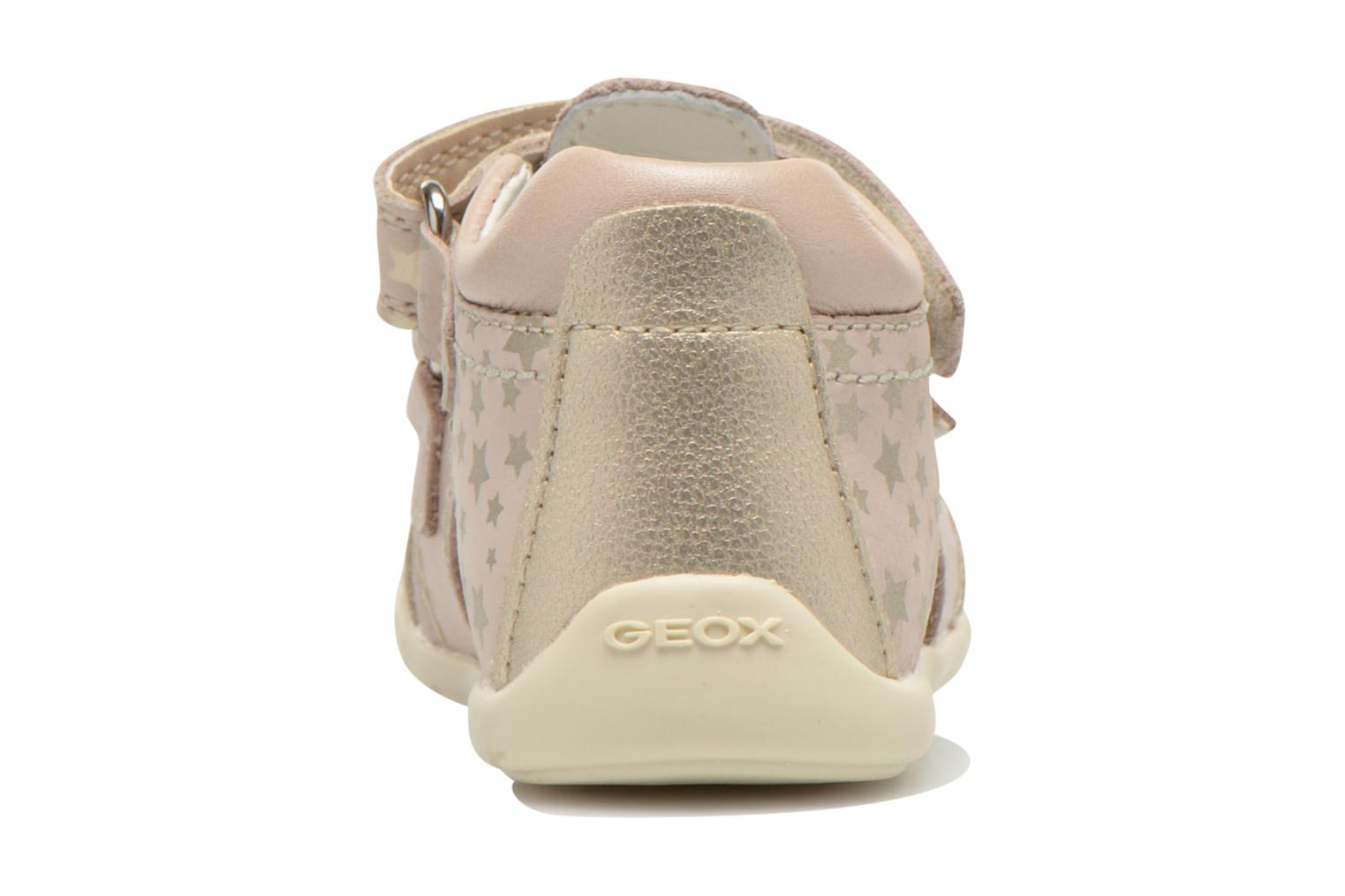 Sandals Geox B Kaytan G. G B5251G Beige view from the right