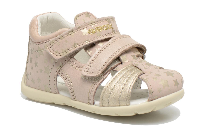 Sandales et nu-pieds Geox B Kaytan G. G B5251G Beige vue détail/paire
