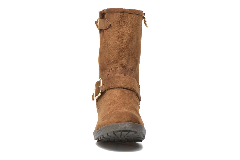 Bottines et boots Xti Rangiroa Marron vue portées chaussures
