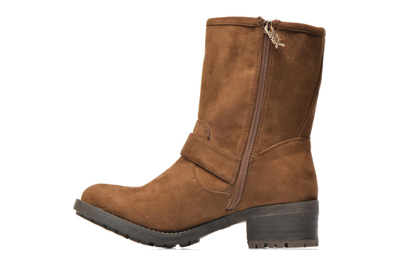 Bottines et boots Xti Rangiroa Marron vue face